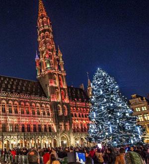 Bruxelles - Marchés de Noël