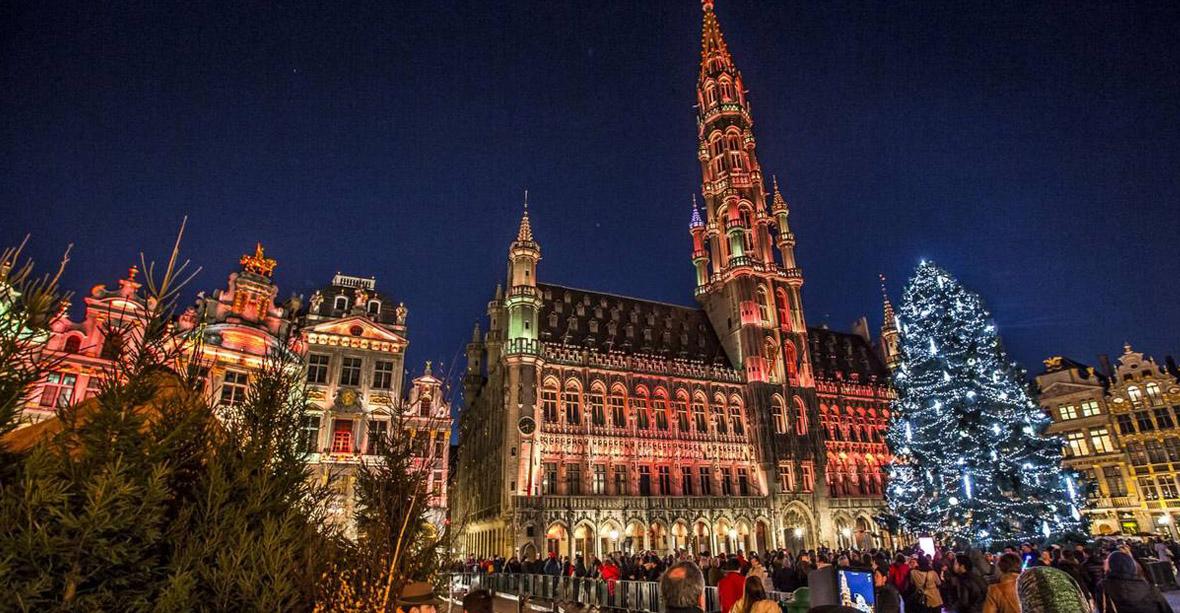 Bruxelles-hiver