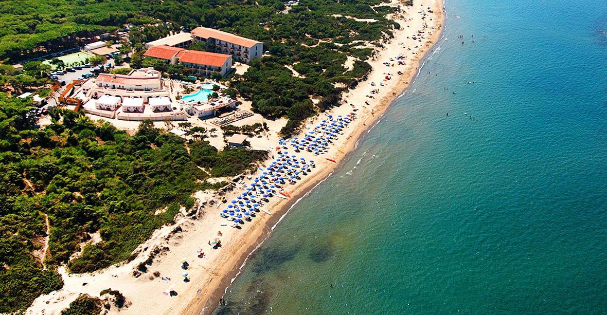 Sardaigne - Hotel Club del Golfo