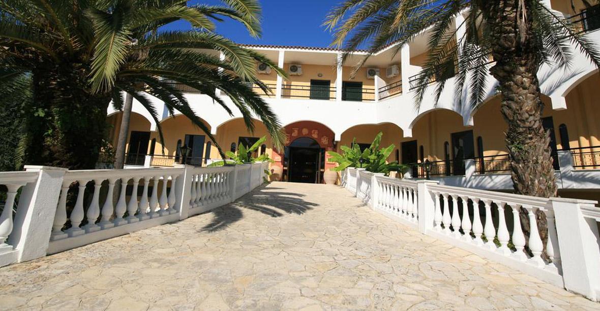 Corfou-hotel