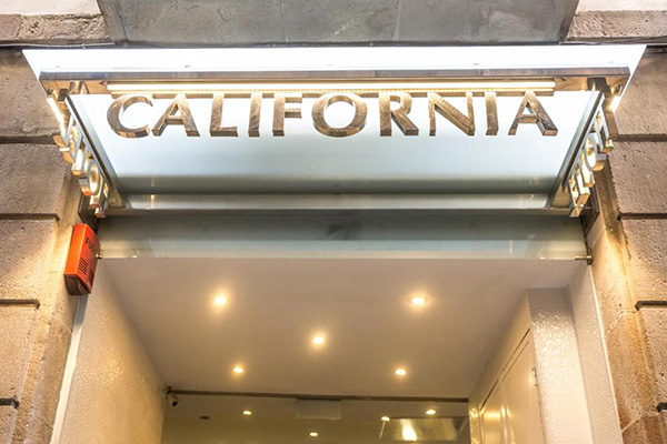 Hotel California - Barcelone