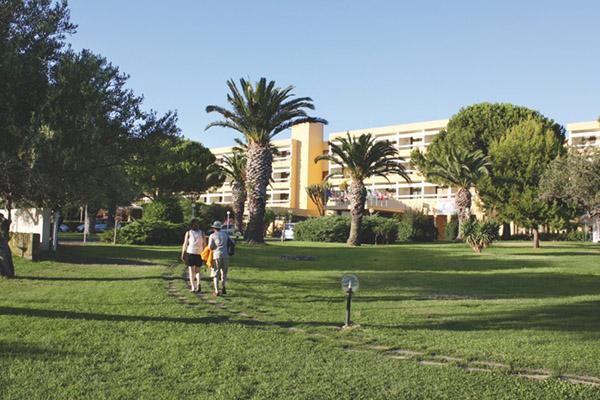 Hotel club Lipari - Sicile