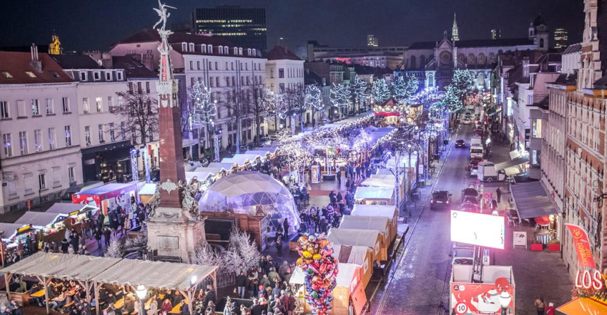 Bruxelles - Plaisirs d'Hiver