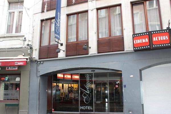Hotel Floris Arlequin Grand-Place - Bruxelles