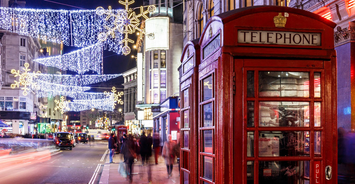 Londres-hiver