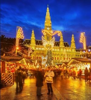 Marchés de Noël - Vienne