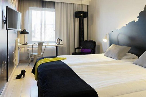 Hotel Sandic Malmen - Stockholm (2)