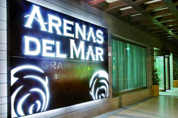 Hotel Arenas del Mar - Tenerife (1)