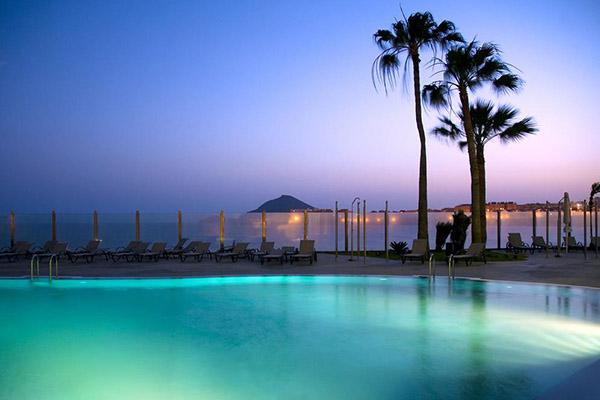 Hotel Arenas del Mar - Tenerife