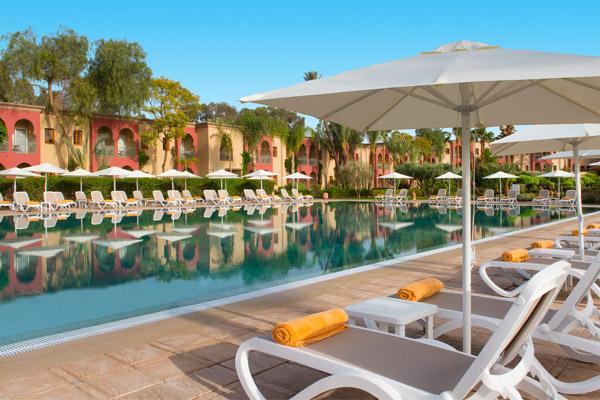Hotel Ibero Club Palmeraie Marrakech