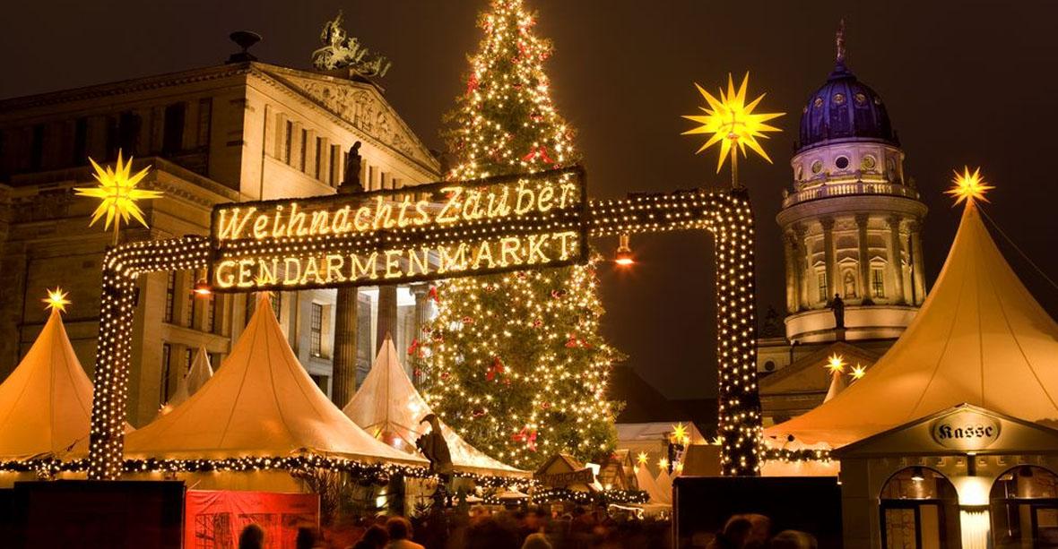 Marchés de Noel à Berlin