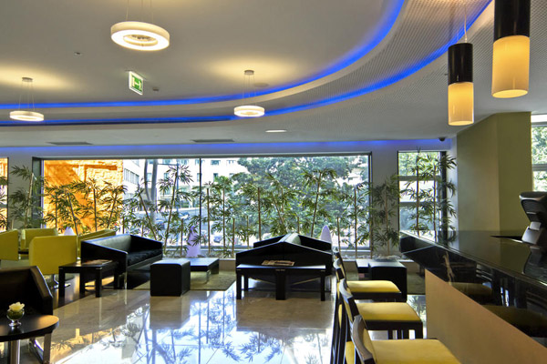 Hotel Sana Capitol - Lisbonne