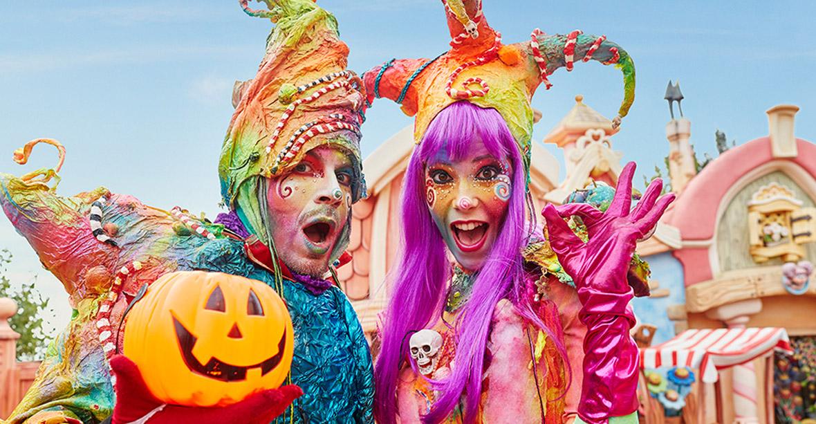 PortAventura Park - Halloween