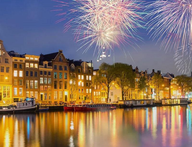 Amsterdam nouvel an