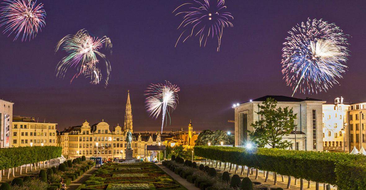 Nouvel An - Bruxelles