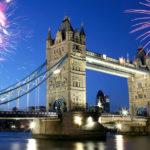 Nouvel An - Londres