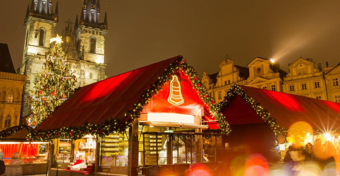 Prague-marchés de noel