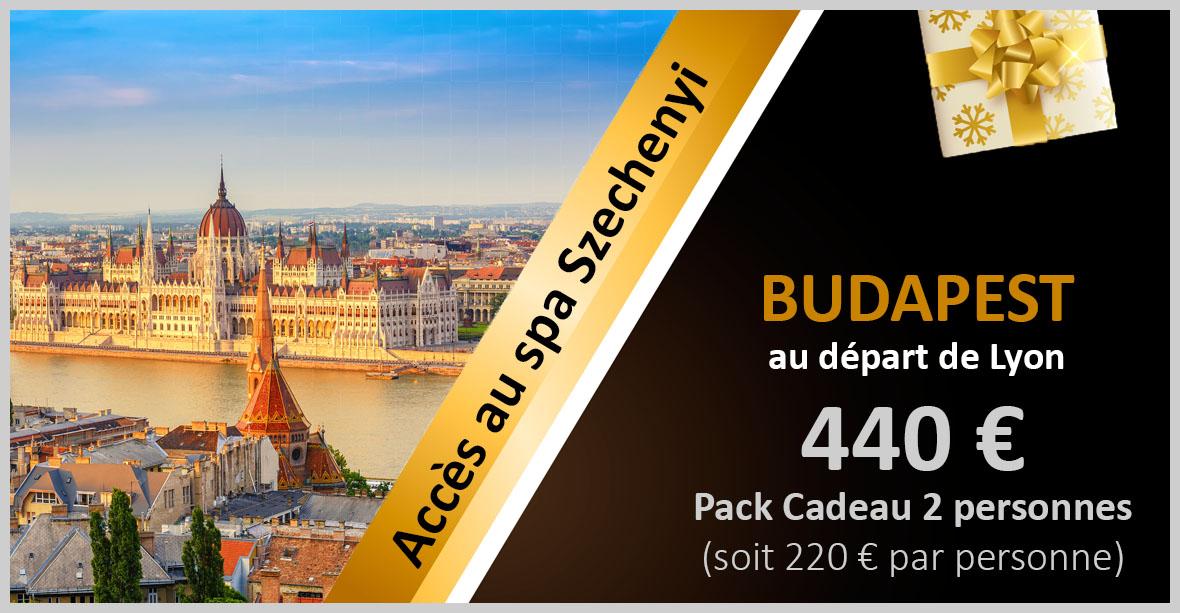Budapest-pack de noel