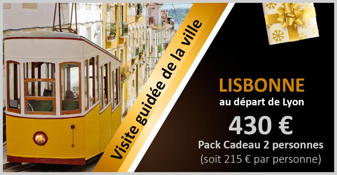 Pack de Noel - Lisbonne