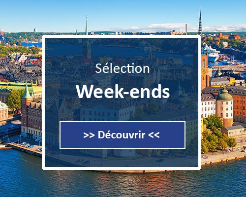 Vignette offre sélection - Week-ends