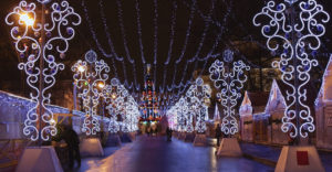 Saint-Pétersbourg Marchés de Noel
