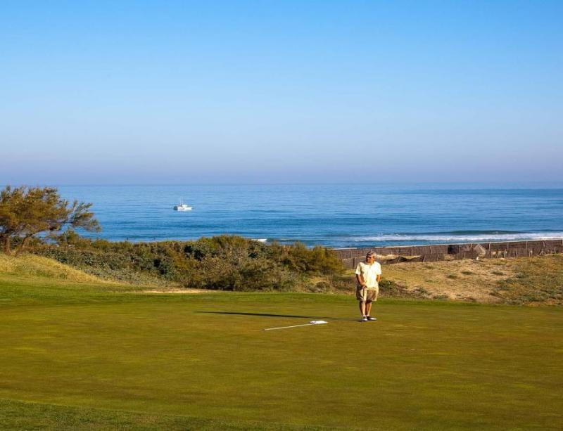Golf à Anglet